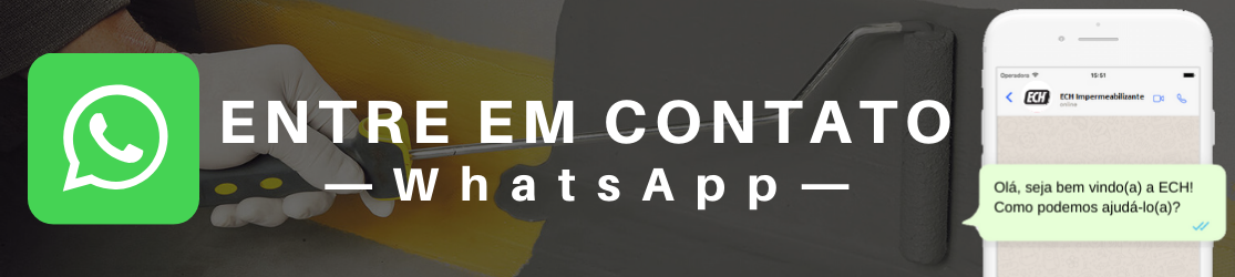 Impermeabilização em Perus | Atendimento pelo Whatsapp | ECH Impermeabilizante